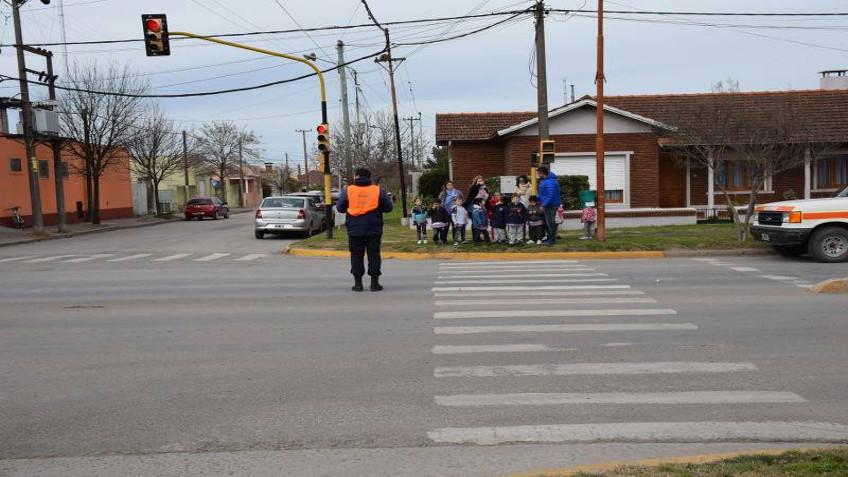 Educación Vial en las calles