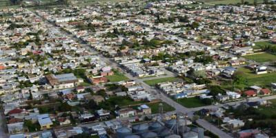 Vista aérea San Cayetano